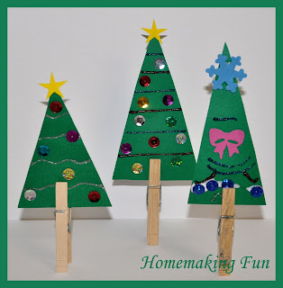 Christmas Craft Ideas Children on Homemaking Fun  Christmas Craft Ideas For Kids