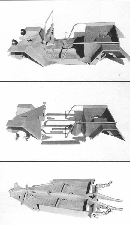 dune buggy BEACH WHEELS the blog: very early sixties, 1961: EMPI ...