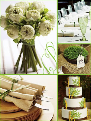 Look below to learn great tips for making your wedding earth friendly