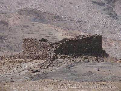 My Architectural Moleskine 174 Bat Oman The Landscape Of