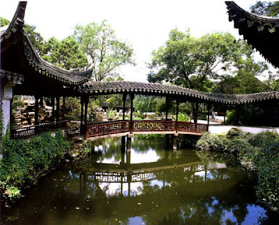 Mi Moleskine Arquitectnico JARDINES CHINOS EN SUZHOU