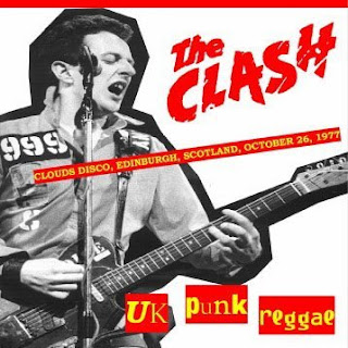 The Clash - Clouds Edinburgh 1977