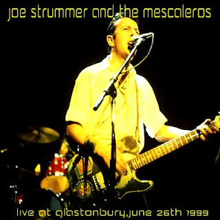 Joe Strummer and the Mescaleros - Glastonbury 1999