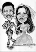 Marcos e Graziela