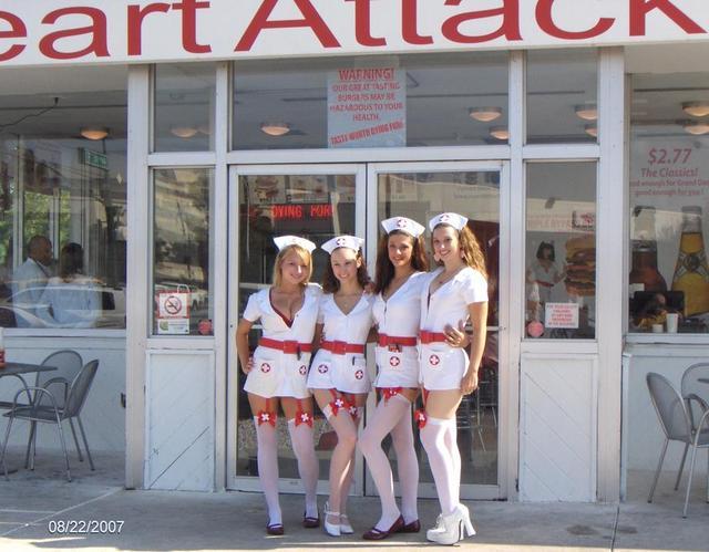 heart attack grill menu prices. heart attack grill menu