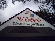 Colonia de vacaciones - Página web