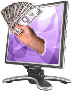 dinero internet, ganar dinero en internet