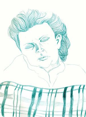 Mi madre-Octubre 09