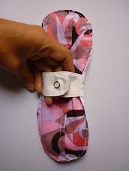 Toallas higiénicas en tela Octubre 10