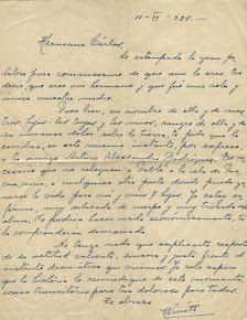 Una Carta de Amor de Wínett de Rokha