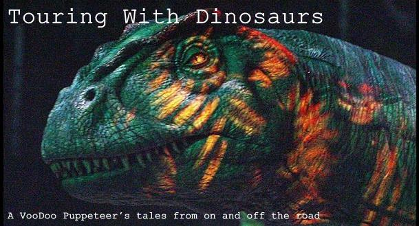 Touring with Dinosaurs
