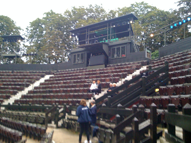 Open Air Theatre, Regent&#39;s Park
