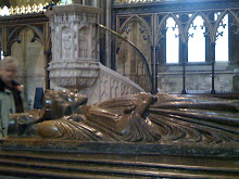 The tomb of King John, Worcester Cathedral
