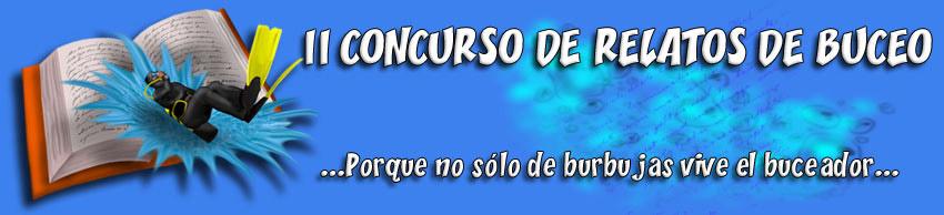 II CONCURSO RELATOS DE BUCEO
