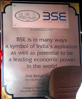 bombay stock exchange board