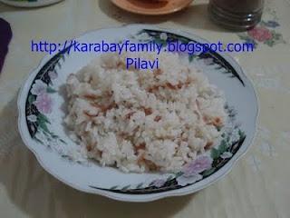 Pilavi หุงข้าวแบบตุรกี
