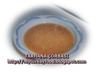 TARHANA ÇORBASI ซุปทราฮาน่า