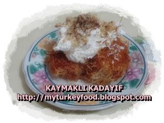 KAYMAKLI KADAYIF