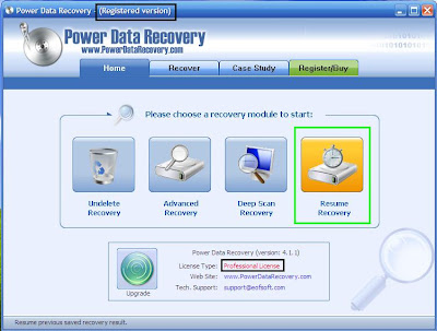 Software Solutions Power Data Recovery Pro V4 1 1 Serial