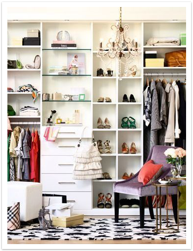 fabulous closet