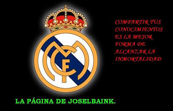 EL BLOG DE JOSELBAINK
