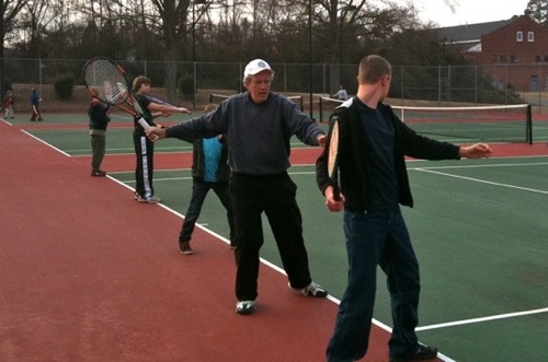 Tennis Lessons – Pittsboro