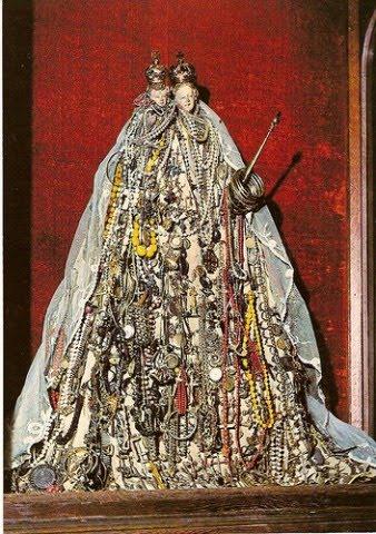 Costalero del rosario detalles v - Kind oud ...