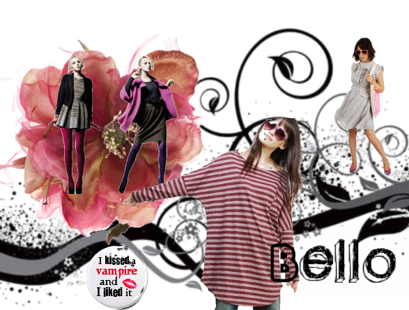 Bello, your wardrobe