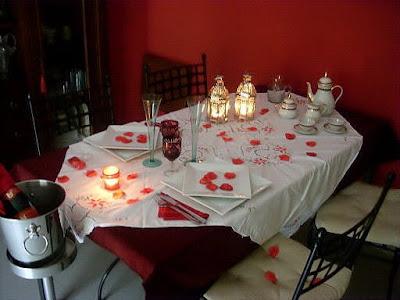 Carpe diem todos los dias enamorados - Sorpresas romanticas en casa ...