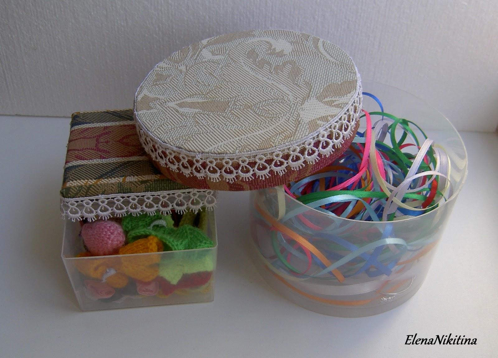 Шкатулки из подручных материалов своими руками фото