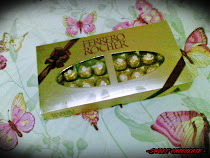 manisnye chocolate..from you..for me..