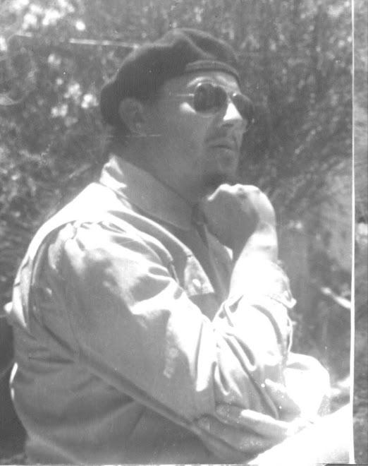 Neptal Viris, Fundador y Jefe Perpetuo del Partido Comunista Sol Rojo de Bolivia