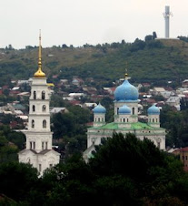 Saratov Church Buildings