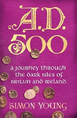 AD 500 by Simon Young, front cover