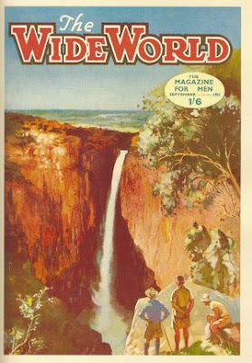 Wide World Magazine cover