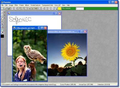 Photobie versi Freeware-nya Photoshop