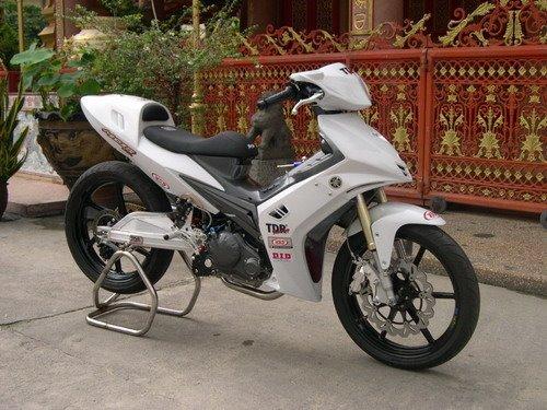 Kumpulan Modifikasi Motor Yamaha Paling Keren