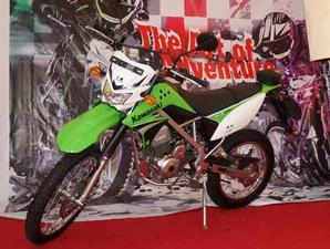 Gambar Modifikasi Kawasaki Trail KLX 150 S