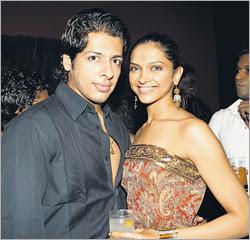 Deepika Padukone, Nihar Pandya, nihar, deepika, model