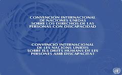 CONVENCION SOBRE LOS DERECHOS DE LAS PERSONAS CON DISCAPACIDAD EN DISTINTOS FORMATOS