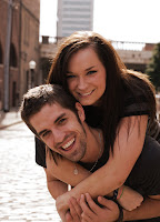 Matt and Katie's Engagement Picture
