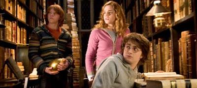 'Harry Potter e o Cálice de Fogo' hoje no SBT!