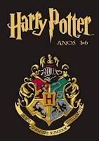 Novas edições dos DVDs da série 'Harry Potter' na Saraiva