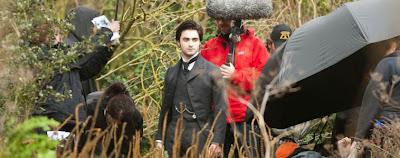 Daniel Radcliffe já terminou as gravações de 'The Woman in Black' | Ordem da Fênix Brasileira