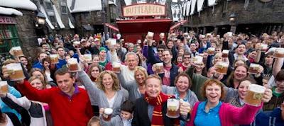 'O Mundo Mágico de Harry Potter' já vendeu mais de 1 milhão de Cerveja Amanteigadas | Ordem da Fênix Brasileira
