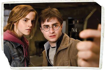 Confira duas novas imagens de Harry e Hermione em 'Relíquias da Morte - Parte 2' | Ordem da Fênix Brasileira