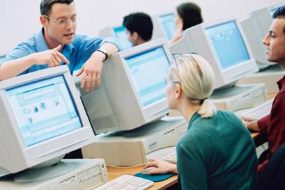 role of computer in education