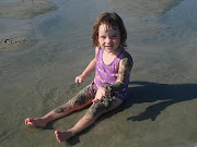 Beach Fun with Mckenna (dsc )
