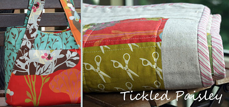 Tickled Paisley