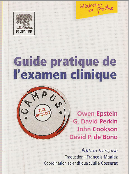 Guide de l'examen clinique - Google Books
